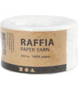 RAPHIA BLANC - 100 M