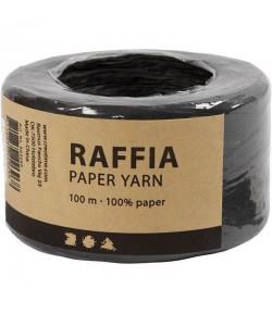 RAPHIA NOIR - 100 M