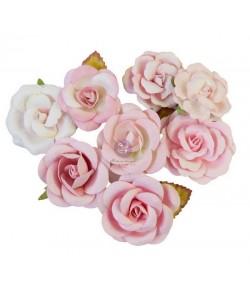FLEURS X 8 - MAGIC LOVE - PRIMA MARKETING - 652746