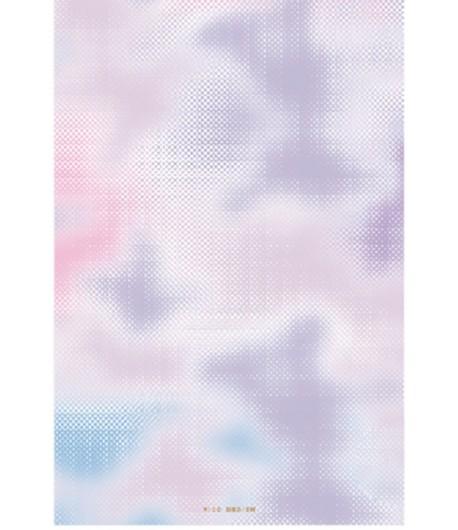 BLOC NOTE A5 BLURRY 14.8X21CM