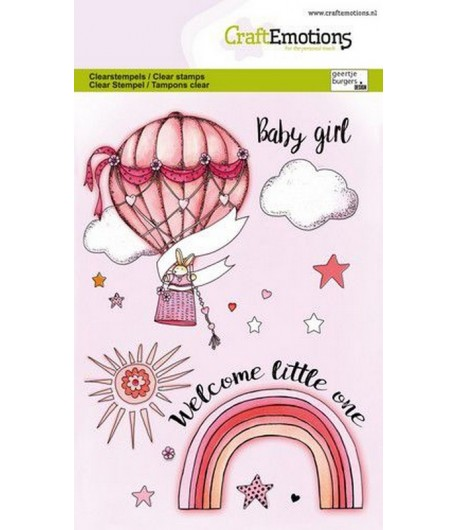 TAMPONS BABY GIRL - A6
