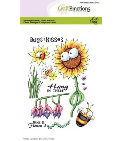 TAMPONS BUGS & FLOWERS 3  - A6