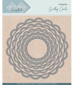 DIES SCALLOP CIRCLE - CDECD0099