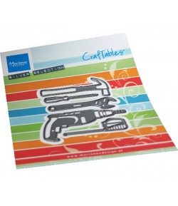 DIES OUTILS CRAFTABLES - CR1549