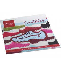 DIE CHAUSSURE DE FOOT CREATABLES - LR0713