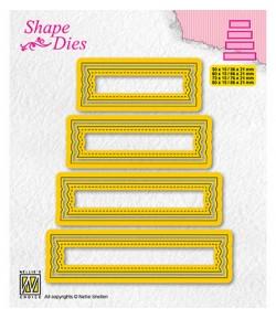 DIES SET OF TAGS 2 - SD203