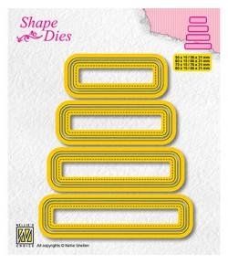 DIES SET OF TAGS 3 - SD204