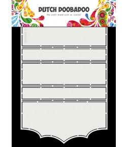 GABARIT ANGIE CARD - DUTCH DOOBADOO (872)