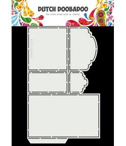 GABARIT BOX POP-UP - DUTCH DOOBADOO (073)