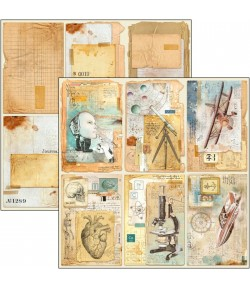 PAPIER CARDS SIGN OF THE TIMES CIAO BELLA 30.5X30.5CM CBSS153