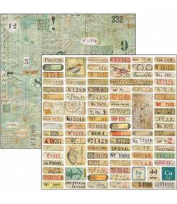 PAPIER LABELS SIGN OF THE TIMES CIAO BELLA 30.5X30.5CM CBSS155