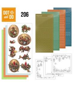 KIT 3D DOT THE HISTORY OF CHRISTMAS - DODO206