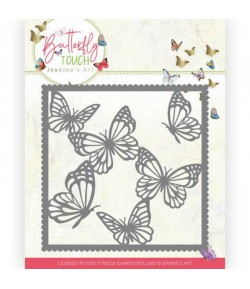 DIE BUTTERFLY TOUCH - BUTTERFLY FRAME  JAD10118