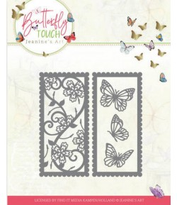 DIES BUTTERFLY TOUCH - BUTTERFLY MIX AND MATCH  JAD10123