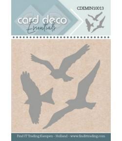 DIES MINI - BIRDS  CDEMIN10013