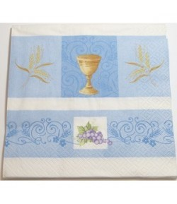 SERVIETTE COMMUNION 3
