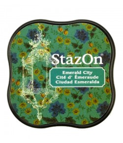 ENCREUR STAZON - CITE D'EMERAUDE
