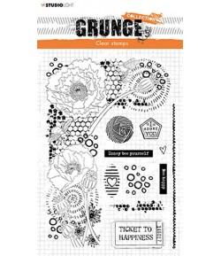 TAMPON GRUNGE - STAMP42