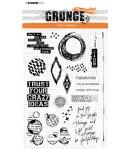 TAMPON GRUNGE - STAMP43