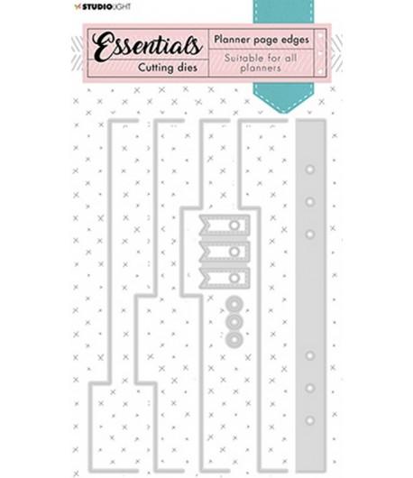DIES ESSENTIALS PLANNER PAGE EDGES - CD04