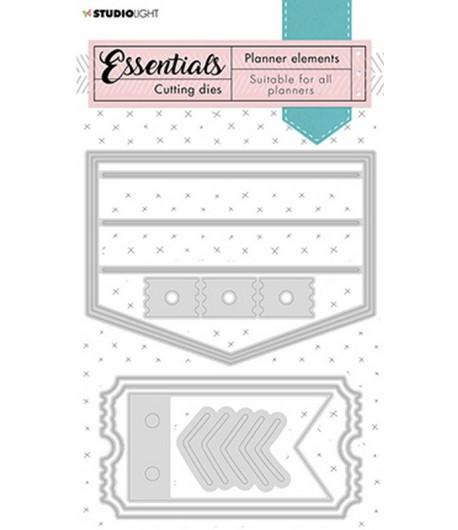 DIES ESSENTIALS PLANNER ELEMENTS - CD09