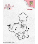 TAMPON ELEPHANT WITH STAR - NCCS011