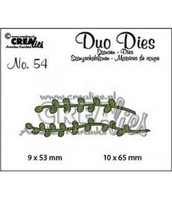DIES FEUILLES - CLDD54