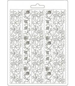 MOULE PVC FLEXIBLE ALICE - BORDERS - K3PTA588