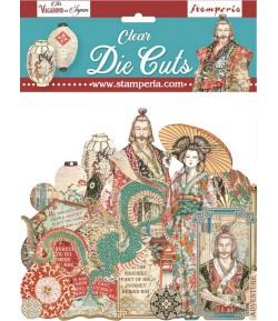 FORMES ACETATE - DIE CUTS SIR VAGABOND IN JAPAN COLOR - DFLDCP15