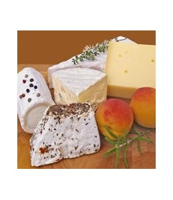 SERVIETTE FROMAGES 1