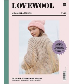 CATALOGUE LOVEWOOL N.13 AUTOMNE HIVER