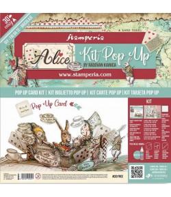 KIT POP UP - ALICE TEA PARTY - SBPOP01