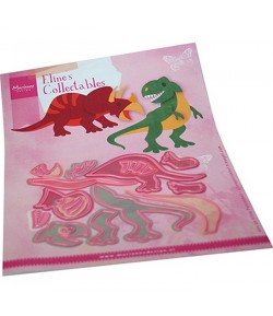 DIES COLLECTABLES DINOSAURES - COL1499