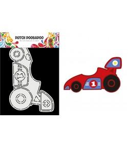 GABARIT RACE CAR - DUTCH DOOBADOO (013)