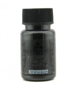 PEINTURE DORA METALLIC - 50 ML - BLACK 131