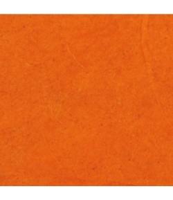 PAPIER DE RIZ ORANGE 33 X 48 CM