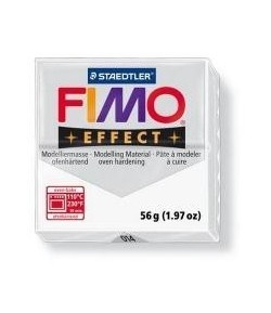 FIMO SOFT BLANC TRANSPARENT