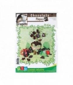 MOULE CHOCOLAT - PAQUES