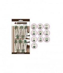 PACK 10 PINCETTES QDC150