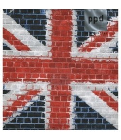 SERVIETTE UNION JACK