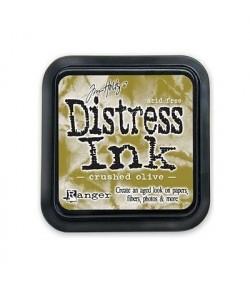 ENCRE DISTRESS CRUSHED OLIVE