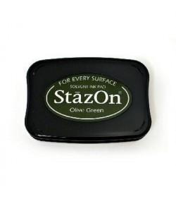 ENCREUR STAZON OLIVE GREEN