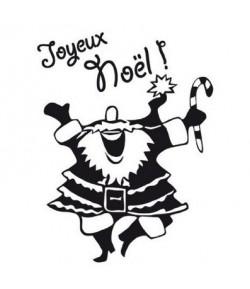 TAMPON BOIS JOYEUX NOEL!