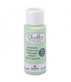 CHALKY GLASS 59ML JADE
