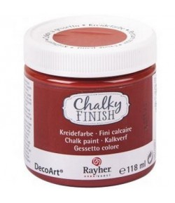 CHALKY FINISH 118ML ROUILLE
