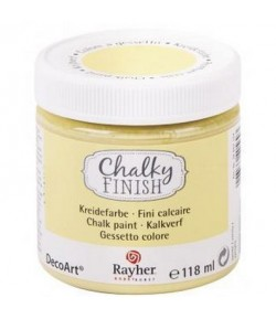 CHALKY FINISH 118ML VANILLE