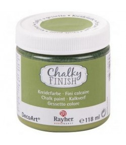 CHALKY FINISH 118ML AVOCAT