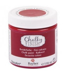 CHALKY FINISH 118ML ROUGE CLASSIQUE