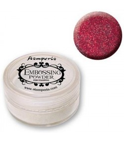 POUDRE A EMBOSSER ROUGE 7 GR