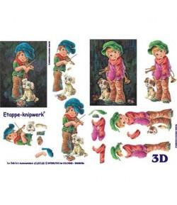 FEUILLE 3D LES POULBOS